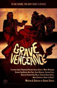 Open new window to the Grave Vengeance Movie Page